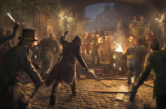'Assassin's Creed Syndicate' hits PCs on November 19th