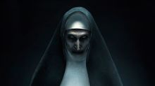 The Nun teaser image hints at unholy terror