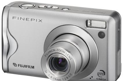 Fujifilm FinePix F20 reviewed