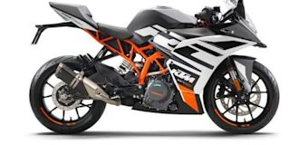 New-generation KTM RC 390 motorcycle revealed in leaked images