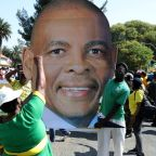 South Africa's ANC suspends top official Magashule, local media say