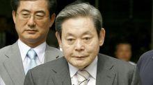 Samsung Electronics chairman Lee Kun-hee dies at 78: company