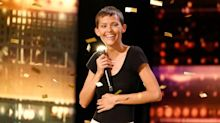 'America's Got Talent' Singer Nightbirde Drops Out Due to Cancer
