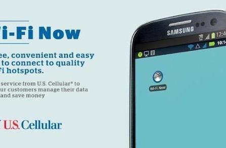 US Cellular's Wi-Fi Now for Android hops automatically to partner hotspots, saves cellular strain