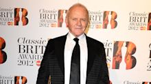 Anthony Hopkins says he doesn't know or care if he's a grandfather