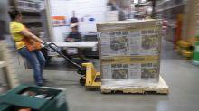 Home Depot Rises After Profit Gains on Revved-Up Home Market