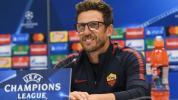 """Roma, Di Francesco controcorrente: """"Barcellona? Siamo contenti"""""""