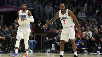 Kawhi-PG13 Clippers era starts with big OT win