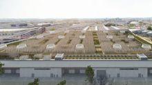 Así es Agripolis, la huerta urbana francesa más grande del mundo