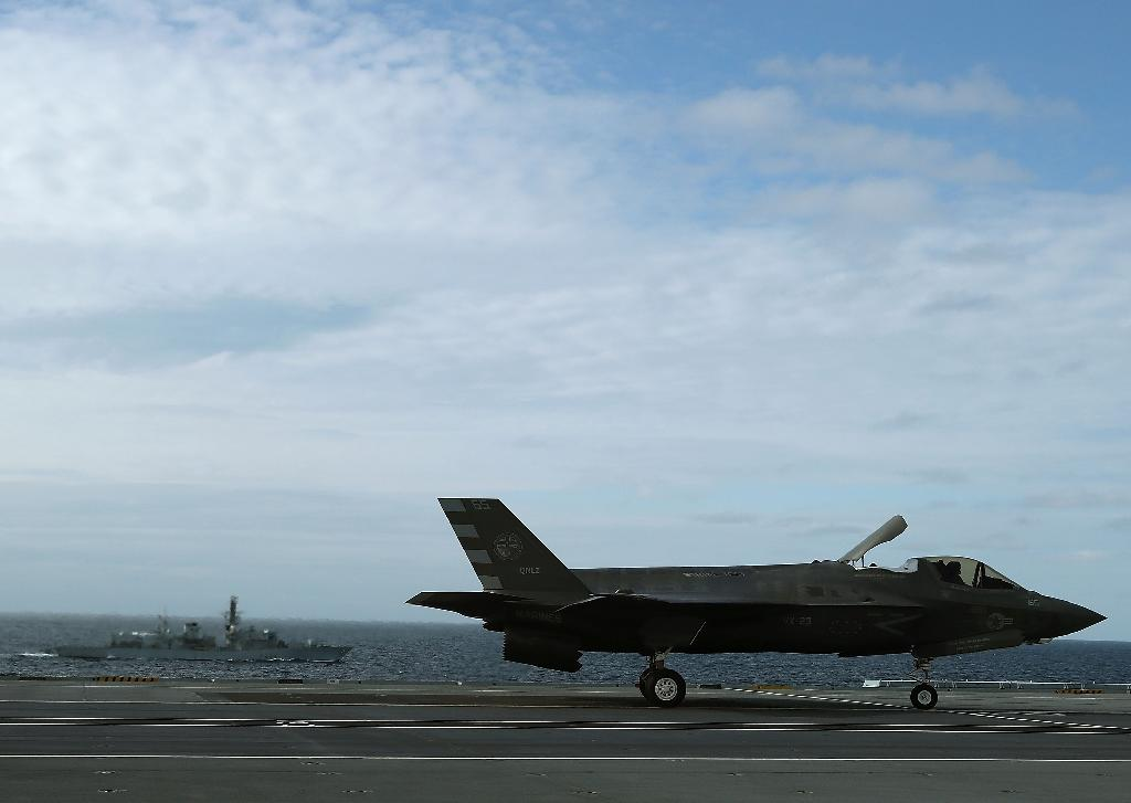 Singapore will buy four US-made F-35s with an option for eight more