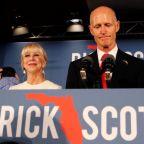 Florida Republican Scott asks that ballots be guarded in Senate race recount