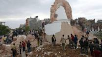 Deadly Earthquake Rocks Nepal