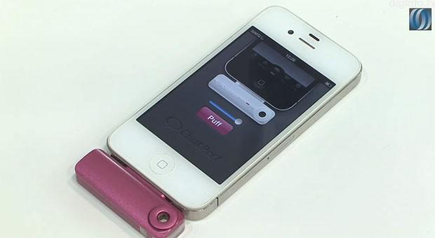 Smell-O-Vision on your smartphone: Scentee sends smells instead of texts (video)