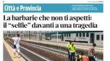 Italie : il prend un selfie devant une femme heurtée par un train