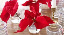 DIY: centros de mesa para Navidad