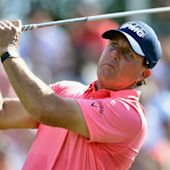 PGA Championship 2016: Phil Mickelson 'disappointed' with opening round