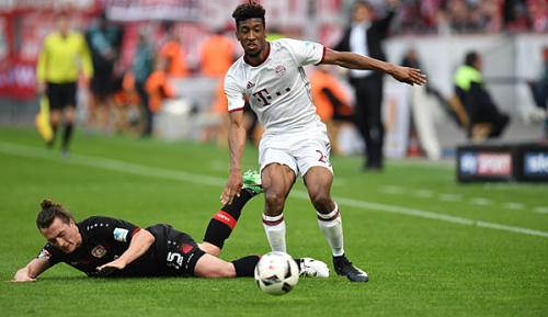 Bundesliga: Bayern ziehen Kaufoption für Coman