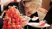 À 117 ans, la doyenne de l'humanité bat le record de longévité du Japon