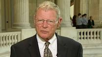 Sen. Inhofe: US doesn't have 'the resources' to strike Syria