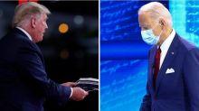 Guerra de audiencias Trump vs Biden: 5 momentos que marcaron la inusual noche de foros simultáneos de los dos candidatos presidenciales