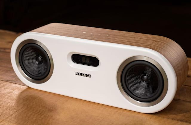 Engadget giveaway: Win a Fluance Fi50 Bluetooth speaker!