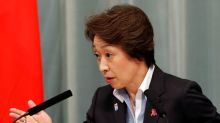 Japan's Olympics minister: not government's role to look into bid payments