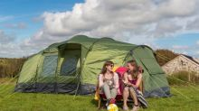 Canvas opinions: the best UK sites for autumn camping