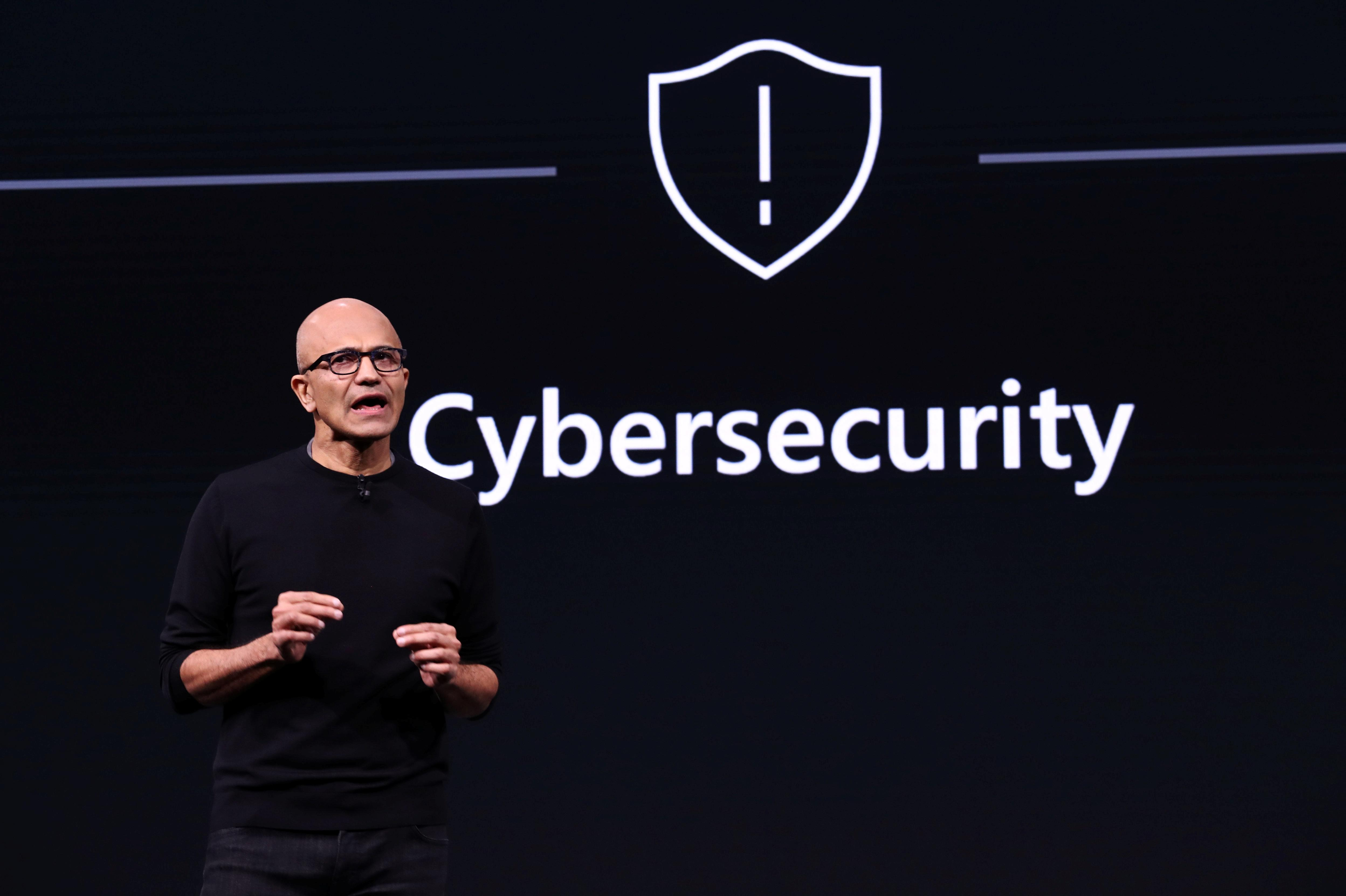 Microsoft CEO Satya Nadella: 'I really would love for the 2020s to be defined differently'