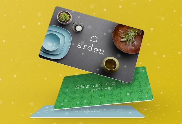 Square merchants can now make their own gift cards