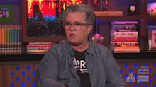 Rosie O'Donnell wishes Meghan McCain 'wouldn't be mean to Joy Behar'