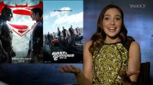 Gal Gadot on Who Would Win a Fight: Wonder Woman, Superman, and Batman or the 'Fast and Furious' Family