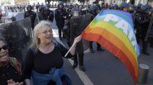 France investigates after older protester is injured in Nice