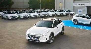 氫燃料電池電動車戰爭已悄悄開打,HYUNDAI Nexo搶先在澳洲註冊車隊