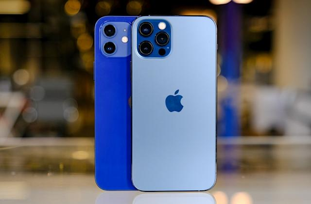The Morning After: 竞彩足球app官方版 enters the 5G era with the iPhone 12