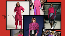 Hot Fashion Trend: Pink ist 2017 Trend-Farbe!
