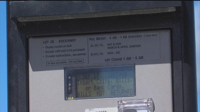 Employees frustrated with Clearwater Beach parking