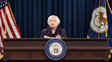 Markets await key US Federal Reserve meeting; dollar nervy ahead of expected shift in policy