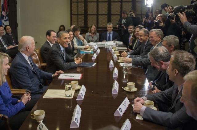NYT: President Obama could be Netflix's next big signing