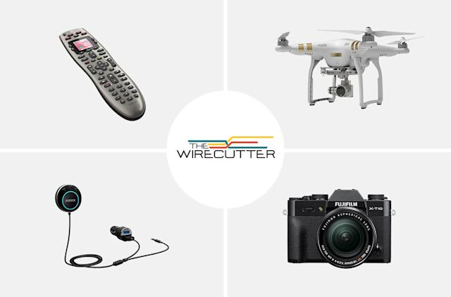 The Wirecutter's best deals: DJI's Phantom 3 drone and more!