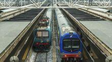 Ferrovie: circolazione sospesa tra Roma e Firenze, le cause