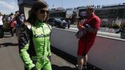 Patrick's final race ends with Indy 500 crash