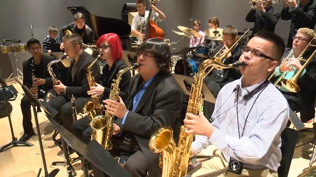 Jazz at Lincoln Center hosts High School Jazz Band Competition