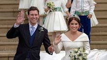 Princess Eugenie is back from her honeymoon