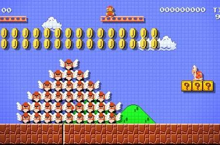 Thank the Mario Maker for including SMB 3, World themes