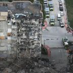 Judge: $150M initially for victims in Florida Surfside condo collapse