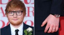 The Trend For Men's Engagement Rings Started Long Before Ed Sheeran