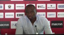 """Nice - Vieira : """"Content des recrues, on va avoir un effectif pour la coupe d'Europe"""""""