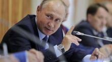 Putin führt den Krypto-Rubel ein