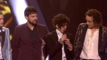 Brit Awards 2017: Matt Healy urges musicians not to 'stay in your lanes' as 1975 win Best Band