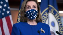 Pelosi scolds White House over no response in virus talks